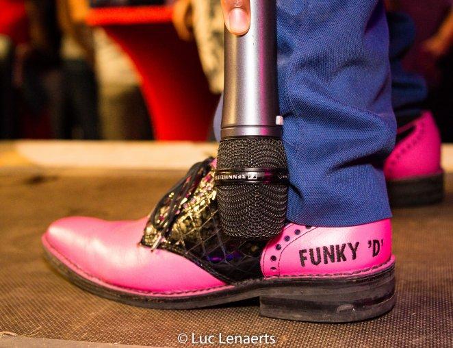 Funky 'D'